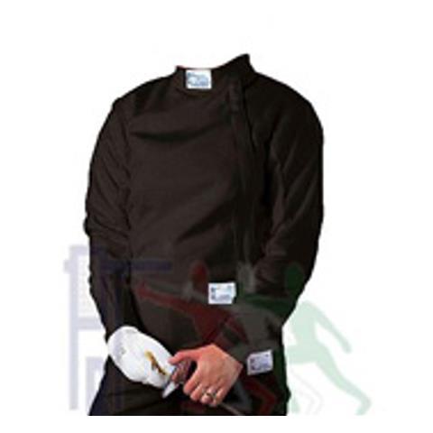 Black 350n Fencing Jacket
